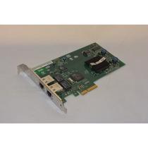 Placa De Rede Intel Pro/1000 Pt Dual Port Pci-e Com Garantia