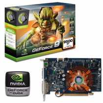 Vga Point Of View Geforce Nvidia 9500 Gt -1gb/gddr2/128 Bits