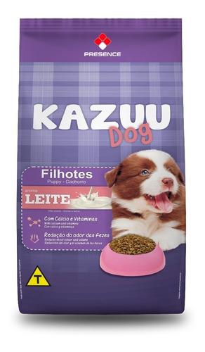 Ração Para Cachorro Kazuu Dog Filhotes 25kg