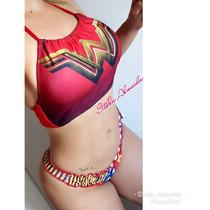 675c020a43c2 Busca biquini mulher maravilha com os melhores preços do Brasil ...