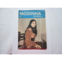 Revista Antiga Modinha Moderna Fafa De Belem