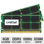 Memória 8gb Novas 8 Gb Toshiba Satellite P75-a7100 2xmm003