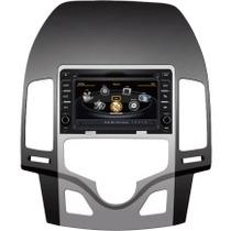 Kit Central Multimidia Dvd Gps 3g Hyundai I30 Aikon S100 512
