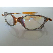 Oakley Metal Double X Squared Juliet Lente Clear 24k