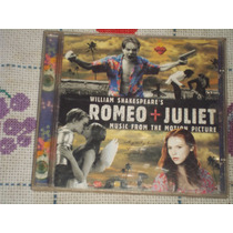 Cd Romeo And Juliet Trilha Sonora William Shakespear