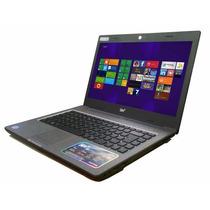 Notebook Sim+ Com Intel Core I5 4gb 500hd W10