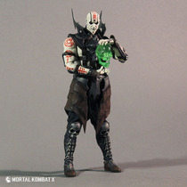 Boneco Mortal Kombat X Quan Chi