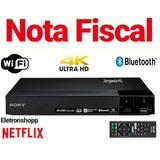Dvd Blu-ray Sony Bdp-s6700 3d 4k + Nota Fiscal
