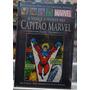 Graphic Novel Vida E A Morte Do Capitão Marvel Pt 1 Salvat