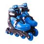 Roller In-line  Patins 4 Rodas Radical G (37-40) Roxo 3673 Original