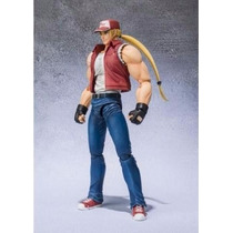 Action Figure Terry Bogard ( The King Of Fighters ) Bandai