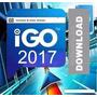 Atualização Gps Igo8.3 2017 Foston, aquarius, multilaser , etc.