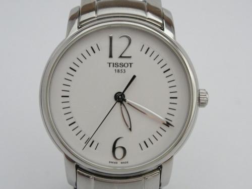 c7d0d0cc0f5 Relógio Tissot Classic - Swiss Made -100% Original. R  890