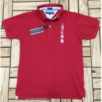 Camisa, Camiseta Polo Tommy Hilfiger - Foto Real