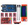 Kit Impressora 3d Ramps Reprap Com Arduino