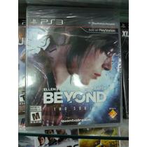Jogo Para Playstation 3 Beyond Two Souls