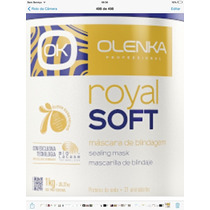 Royal Soft Olenka Do Rodrigo Cintra 250ml Fracionado