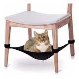 Cama Rede Para Gatos Forrado Para Fixar Em Cadeiras