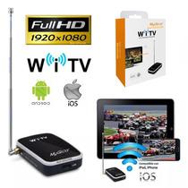 Sintonizador Tv Digital P/ Celular Tablet Android
