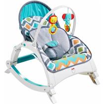 Fisher-price Cadeirinha Crescendo Comigo Deluxe Mattel