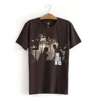 Camiseta Oficial The Last Of Us Playstation Alta Qualidade
