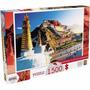 Quebra-cabeça Puzzle Grow 1500 Peças Tibete Caixa Lacrada
