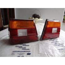 Lanternas Caravan 85/92 Polimatic Zero Km Sem Uso Unicas