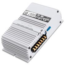 Modulo Amplificador De Som Boog Ab 2000 2 Canais 140w Rms 4