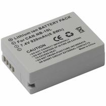 Bateria Da Maquina Digital Canon Semi Profissional Sx50 Nb10