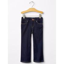Calça Jeans Infantil Gap Criança Menina Escuro Original