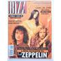 Revista Bizz #12  Led Zeppelin Rolling Stones 1994 Original