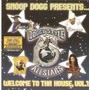 Cd Snoop Dogg Welcome To Tha House Vol 1