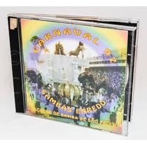 Cd - Carnaval 97 - Sambas De Enredo - Como Novo