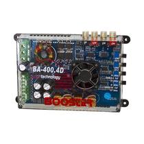 Booster Amplificador 4ch Ba-400.4d 400rms.4000.wat
