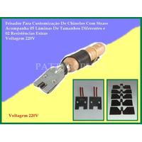 Frisador / Riscador De Chinelos Angular Voltagem 220v