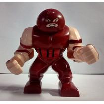 Boneco Lego Jugernaut - Sem Caixa 7,5 Cm De Altura