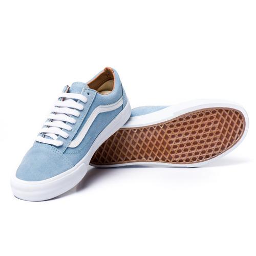 060a50d5cd3 Tênis Vans Old Skool Azul 34 Ao 38 Original - Frete Grátis. R  189.9