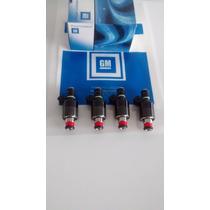 Bico Injetor Corsa 1.0 8v Mpfi Gas 96 A 98 Kit Com 4 Un/gm