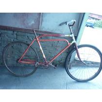 Bicicleta Antiga Goricke Aro 28 Montada Odomo Pintura Linda