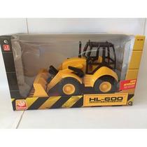 Escavadeira Hl-600 Construction - Articulada - Silmar