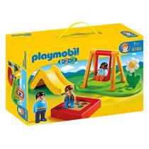 6785 Playmobil 1.2.3 Parquinho (playground)