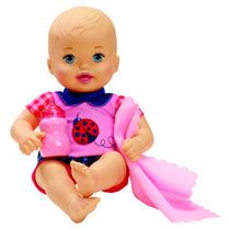 Boneca Little Mommy Bebê Recém Nascido Joaninha - Mattel