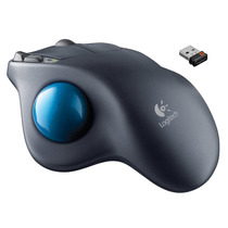 Mouse Logitech Trackball M570 Wireless Laser Caixa Lacrada
