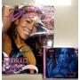 Kit Cd Novo Mariah Carey Caution E Revista Mariah Carey Capa Original