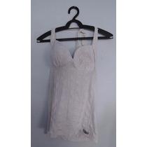 Blusa Feminina Branca Lesie Bojo Cód. 1055