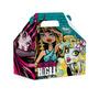 Caixa Maleta Kids Média Monster High 10 Unidades