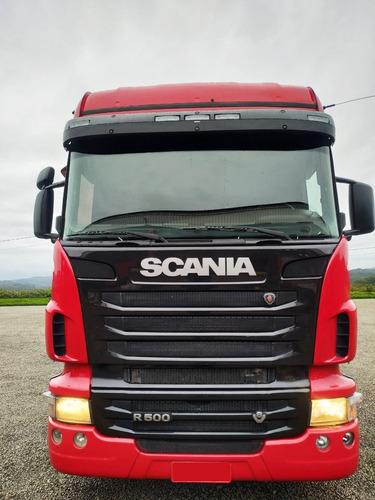 SCANIA V8 R-500 6X4 HIGHLINE/2012