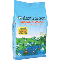 Alimento Carpas Ornamentais Alcon Garden Basic Sticks 2000g