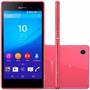 Smartphone Sony Xperia M4 Aqua Dual E2363 Desbloqueado Coral
