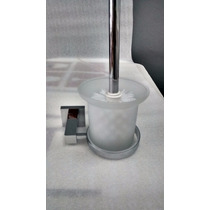 Escova Sanitária De Parede Inox C6994f